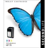SecondLife SecondLife inktcartridge voor HP 78XL kleur