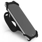 Universeel Universele smartphone houder voor op de fiets