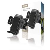 SWEEX Universele smartphone houder voor op de fiets SWUSPBM100BK