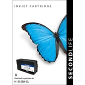 SecondLife SecondLife inktcartridge voor HP 953BK XL zwart