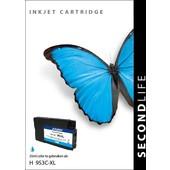 SecondLife SecondLife inktcartridge voor HP 953C XL blauw