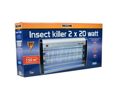 BEGONE Insecten killer 2X 20W - 150M²