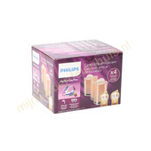 Philips Philips antikalkcartridge voor stoomstation GC004/00 4-pack