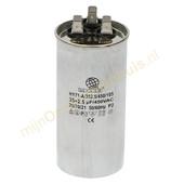 Universeel Universele condensator 35+2.5uF 450V