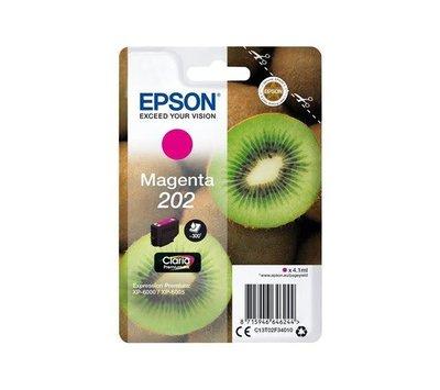 Originele Epson inktcartridge 202 rood C13T02F34010