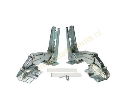 Bosch scharnieren van koelkast 00492680