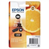 Epson Originele Epson inktcartridge photo zwart 33XL T3361