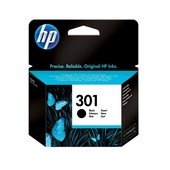HP Originele HP inktcartridge HP301 zwart CH561EE