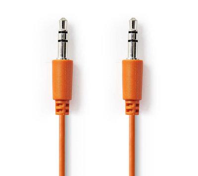 Nedis 3,5mm jack aux kabel 1m CAGP22005OG10
