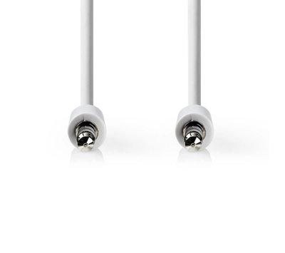 Nedis 3,5mm jack aux kabel 1m CAGP22005WT10