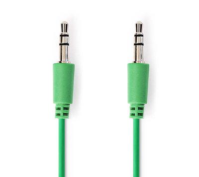 Nedis 3,5mm jack aux kabel 1m CAGP22005GN10