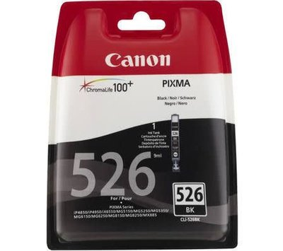 Originele Canon Inktcartridge CLI-526BK zwart