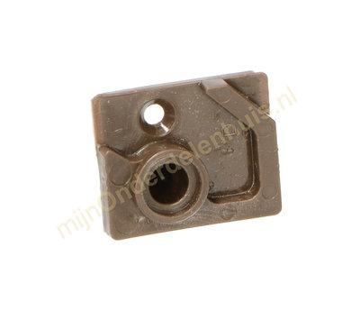 Whirlpool scharnierdeel van koelkast 481953278025