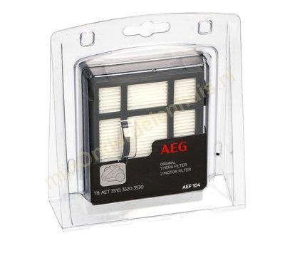 AEG filterset van stofzuiger 9001667394