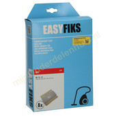 Easyfiks Easyfiks stofzuigerzakken voor AEG GR12-15 8996689012533