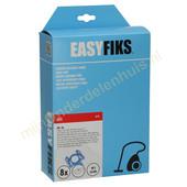 Easyfiks Easyfiks stofzuigerzakken voor AEG GR28 9002565423
