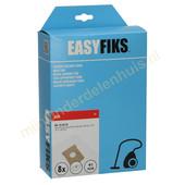 Easyfiks Easyfiks stofzuigerzakken voor AEG GR5 Vampyrino 8996689012699