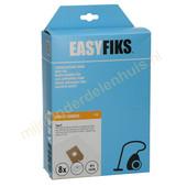 Easyfiks Easyfiks stofzuigerzakken voor Siemens Type K