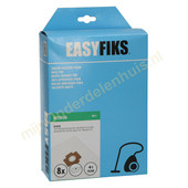 Easyfiks Easyfiks stofzuigerzakken voor Bestron K1010