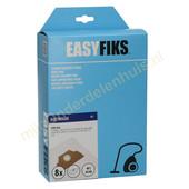 Easyfiks Easyfiks stofzuigerzakken voor Electrolux E44 Mondo 9002565464