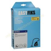 Easyfiks Easyfiks stofzuigerzakken voor Electrolux Type E16  9001955773