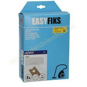 Easyfiks Easyfiks stofzuigerzakken voor Electrolux Type E8 9001959601