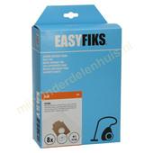 Easyfiks Easyfiks stofzuigerzakken voor Fam Futura
