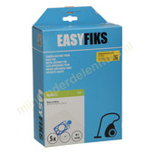 Easyfiks Easyfiks stofzuigerzakken voor Numatic Henry NVM1CH