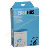 Easyfiks Easyfiks stofzuigerzakken voor Nilfisk GS80, GS90