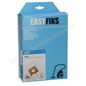 Easyfiks Easyfiks stofzuigerzakken voor Nilfisk Go