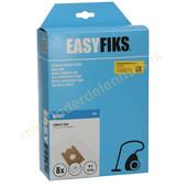Easyfiks Easyfiks stofzuigerzakken voor Nilfisk Compact