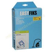 Easyfiks Easyfiks stofzuigerzakken voor Numatic NVM-2BH 604016