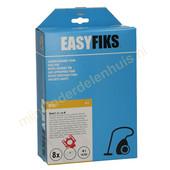 Easyfiks Easyfiks stofzuigerzakken voor Miele F-J-M