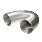 Universeel Universele aluminium slang voor afzuigkap 152mm 3.0 m 610.068.37