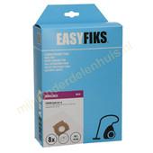 Easyfiks Easyfiks stofzuigerzakken voor Moulinex Powerclean SM2344