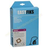 Easyfiks Easyfiks Stofzuigerzakken voor Moulinex Compact A26B01