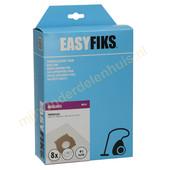 Easyfiks Easyfiks stofzuigerzakken voor Moulinex Powerclass A26B03