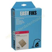 Easyfiks Easyfiks stofzuigerzakken voor Philips Amsterdam