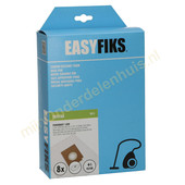 Easyfiks Easyfiks stofzuigerzakken voor Tristar JC861 1009005