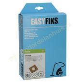 Easyfiks Easyfiks stofzuigerzakken voor Tristar JC802 SZ2179