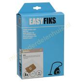 Easyfiks Easyfiks stofzuigerzakken voor Rowenta  Artec ZR455