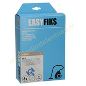 Easyfiks Easyfiks stofzuigerzakken voor Rowenta RB01 ZR765