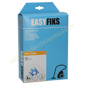 Easyfiks Easyfiks stofzuigerzakken voor Siemens Type A