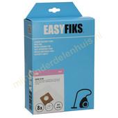 Easyfiks Easyfiks stofzuigerzakken voor SMC Kever VC1100