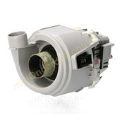 Bosch/Siemens Bosch hitte-/ circulatiepomp van vaatwasser 00651956