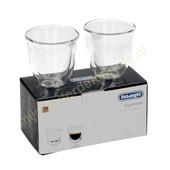 DeLonghi DeLonghi espressoglazen voor koffiemachine 5513214591