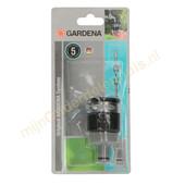 Gardena Gardena universele waterdief voor kraan 15-20mm 2907-20.952.01/2018