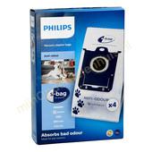 Philips Originele stofzuigerzakken van Philips S-Bag FC8023/04