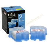 Braun Braun reiniger voor scheerapparaat  65331707 CCR2