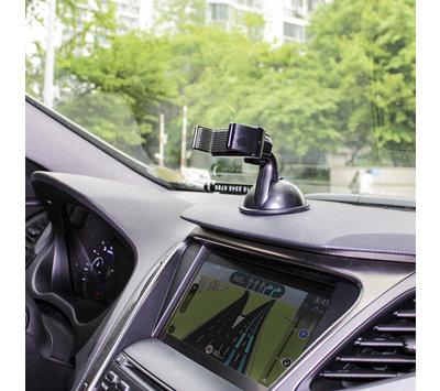 Smartphonehouder voor auto SCMT500BK